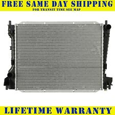 Radiator For Ford Jaguar Lincoln Fits T-Bird S-Type Ls 3.0 3.9 4 4.2 2256(Fits: Lincoln Ls)