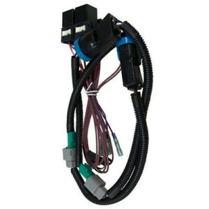 New BOSS Snow Plow Headlight Adapter Harness 13-Pin for Dodge 2006 MSC09993 Ford