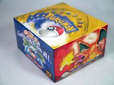 100% GUARANTEED SHADOWLESS SEALED POKEMON BASE SET BOOSTER BOX *READ INFO BELOW*