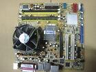 Bundle   ASUS P5B-VM  Intel Core2 Quad Q6600+Kühler   2GB DDR2 RAM #k054