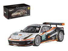 FERRARI 458 ITALIA GT2 #89 LM 2011 FARNBACHER ELITE 1/43 HOTWHEELS X5498