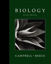 Biology (6th edition) by Neil A. Campbell and Jane B. Reece (2001)