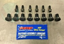 Arp Flywheel Bolts & Oem Pressure Plate Bolts For Honda/Acura Kseries K20 / K24