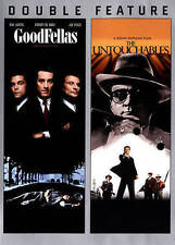 Goodfellas/The Untouchables (Dvd, 2014, 2-Disc Set) Brand New