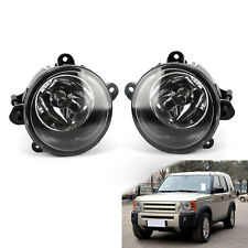 2x Front Fog Light Lamps For Land Rover Discovery 2 3 RANGE ROVER Sport L322