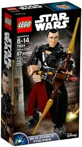 LEGO Star Wars 75524 Buildable figure Chirrut Îmwe - New (Free Shipping)