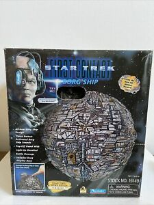 1996 STAR TREK First Contact Borg Ship Playmates #16149  New In box!