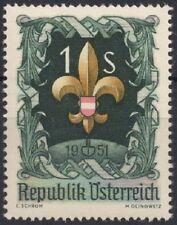 Österreich 1951 ANK 983 Michel 966 7. Weltjamboree Pfadfinder Treffen postfrisch