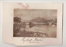 Vintage CDV Rydal Water English Lake District Cumbria England