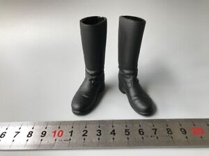 """1/6 Toys Model VINTAGE WW2 MILITARY Germans NAVY Army Shoes Boots 12"""" Action"""