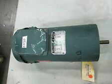 Reliance Power Matched D.C Motor ID:T56S1011B BA Frame: MF0056HC HP: 1 (New)