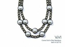 NWT ViVi Come out to play Necklace #82715