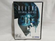 NEW Aliens Colonial Marines PC Computer Game SEALED - US VERSION Sega alien