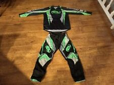 ANSWER MOTORCYCLE/ATV RIDING GEAR JERSEY MEDIUM/PANTS 32