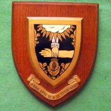More details for old royal college of physicians university hospital school crest plaque shield