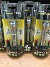T9027 TORCH LIGHT LED PLUS BUILT IN LASER!!!