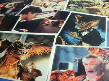 GREMLINS 2 LA NUEVA GENERACIÓN - 5 CROMOS SUELTOS A ELEGIR COLECCIÓN 1990 ANAYA