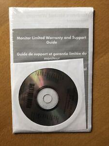HP Software Documentation LCD Monitors 1859 2009 2159 2309  CD Kit Windows Disc