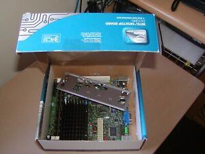 Intel D510MO Mini-ITX motherboard, atom D510 processor, 2x4Gb matched pair DDR2