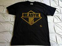 Rare 1986 Beastie Boys GET OFF MY DICK Run Dmc Rap Tour T-shirt Usa Size