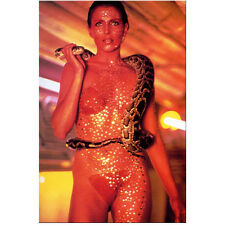 Blade Runner Joanna Cassidy as Zhora with snake 8 x 10 Inch Photo