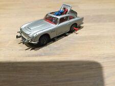 Corgi Toys Aston Martin plateado James Bond sin Caja