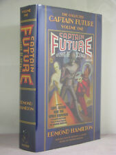 1st,Collected Captain Future Vol 1: Wizard of Science by Edmond Hamilton,Haffner