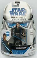 Star Wars The Legacy Collection Darth Vader  Saga Legends Hasbro