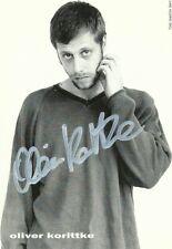 OLIVER KORITTKE --- Talkötter / Wilsberg--- Original signierte AK :-)