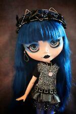 OOAK customized Blythe doll - Nina - original Takara Can Can Cat