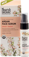 Pure Organic Hydrating Argan Face Serum, Nourish, 0.7 oz