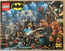 LEGO SUPER HEROES DC  ``BATCAVE CLAYFACE INVASION´´ Ref 76122  NUEVO A ESTRENAR