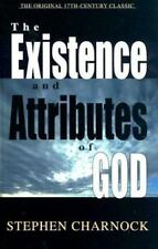 The Existence and Attributes of God by Stephen Charnock (1996, Hardcover, Repri…