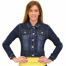 Unbranded Cotton Blend Button Coats & Jackets for Women
