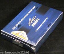 HOBBY BOX 2011 LEAF METAL BASEBALL ICHIRO MACHADO HEREDIA 6 ON CARD AUTOS PER