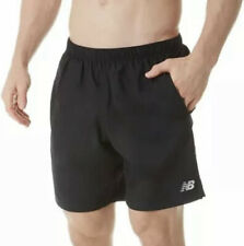New Balance Ms81281 Accelerate Performance 7 Inch Short with Brief (Black 2Xl)