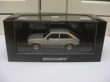Opel Kadett C City 1978 silver Minichamps 400048160 MIB 1:43 calibra astra ford