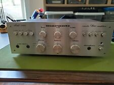 Marantz 1060 amplifier
