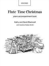 Flute Time Christmas: Piano Accompaniments OUP337928