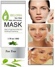 Magical 50ml Tea-Tree Blackhead Remover Peel-Off Facial Cleaning Clear Face Mask