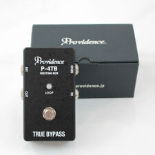Providence P-4TB TRUE BYPASS ROUTING BOX Guitar Effect Pedal