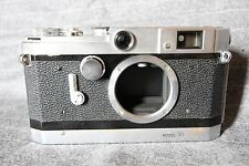 Canon VT Rangefinder Camera / Leica 39mm screw lens mount