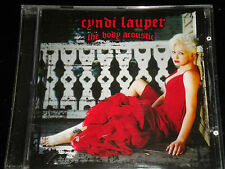 Cyndi Lauper - Du Corps Acoustique - Album CD - 2005 - 12 Excellents Titres