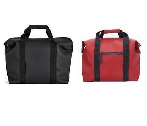 RAINS Waterproof Zip Mini Duffel Bag #1281 $110 NEW