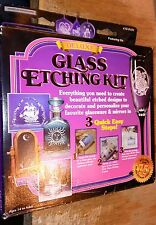 DELUXE GLASS ETCHING KIT BY ARMOUR PRODUCTS #10-0101