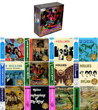 "THE HOLLIES "" Evolution "" Japan Mini LP 12 SHM CD BOX"
