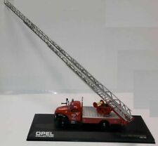 Opel Blitz - Turntable Ladder Fire Truck 1/43 scale. Special offer Price