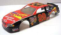 BODY - #29 SONIC 2002 NASCAR BGN CHEVROLET MONTE CARLO RACE CAR BODY - 1/24
