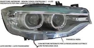 FARO FANALE ANTERIORE DESTRO 10851 BMW SERIE 4 COUPE F32 - F33 CABRIO 2013
