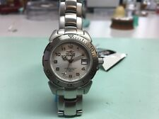 Sector Ladies 450 Silver Dial Sapphire Crystal Retail $795 Swiss movement